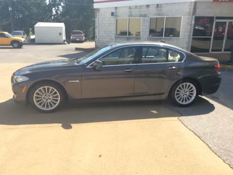 2012 BMW 5 Series for sale in Northport, AL