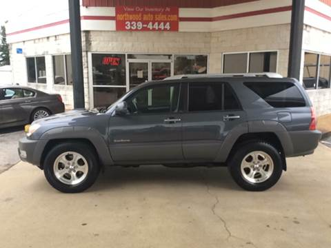 2003 Toyota 4Runner for sale in Northport, AL
