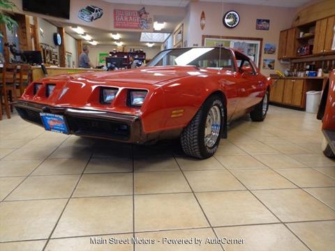 1980 Pontiac Firebird for sale in Enterprise, OR