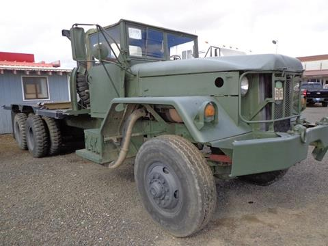 1971 Kaiser 5 TON 6x6 Flatbed for sale in Enterprise, OR