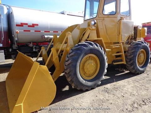 1973 Caterpillar 920 LOADER FRONT END LOADER