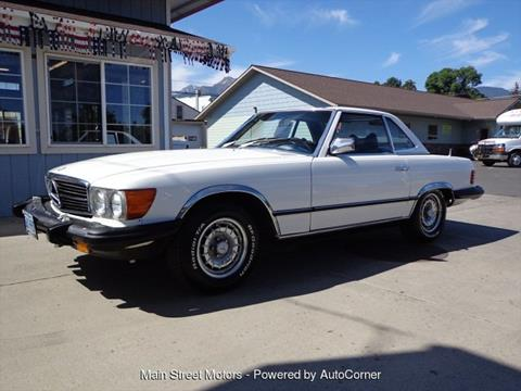 1978 Mercedes-Benz 450-Class for sale in Enterprise, OR