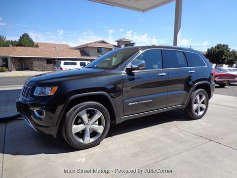 2016 Jeep Grand Cherokee for sale in Enterprise, OR