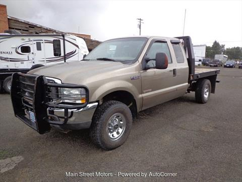 2004 Ford F-250 Super Duty for sale in Enterprise, OR
