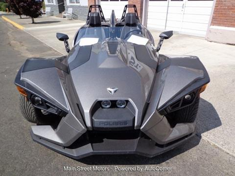2015 Polaris SLINGSHOT 2 SEATER for sale in Enterprise, OR