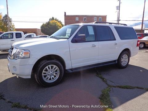 2014 Ford Expedition EL for sale in Enterprise, OR