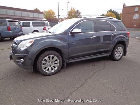 2011 Chevrolet Equinox for sale in Enterprise, OR
