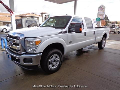 2016 Ford F-350 Super Duty for sale in Enterprise, OR