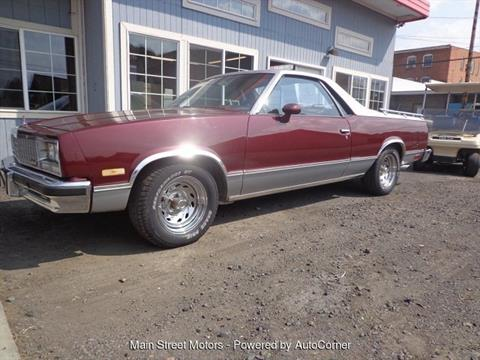 1985 GMC Caballero for sale in Enterprise, OR