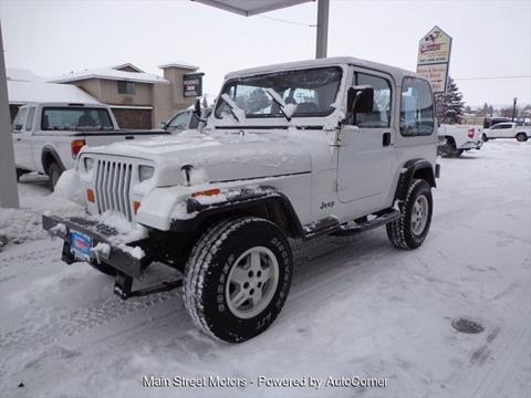 1991 Jeep Wrangler for sale in Enterprise, OR