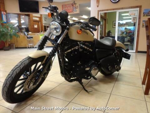 2014 HARLEY DAVIDSON 883 SPORTSTER BIG BORE for sale at MAIN STREET MOTORS in Enterprise OR