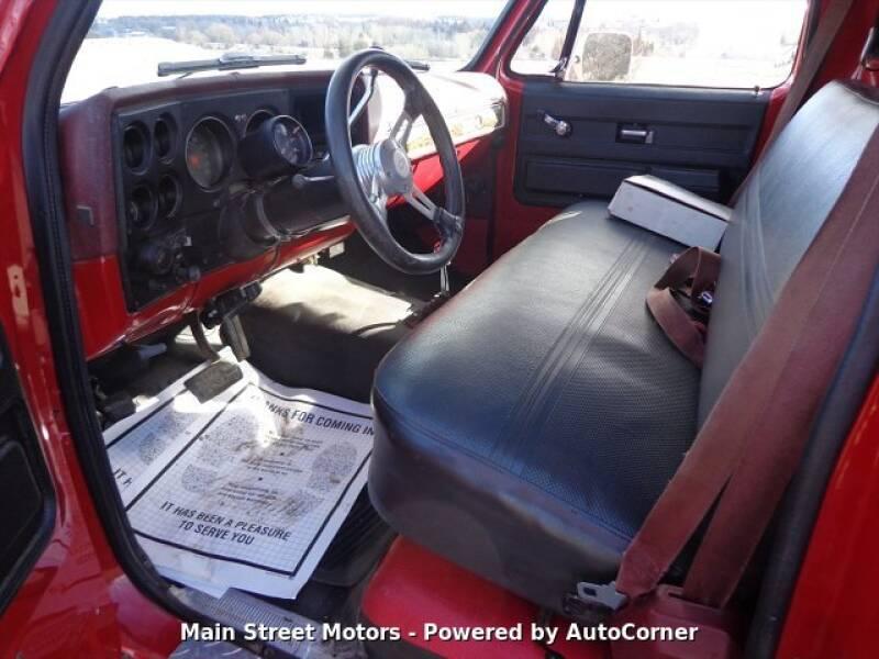 1975 Chevrolet K-2500 Regular Cab (image 12)