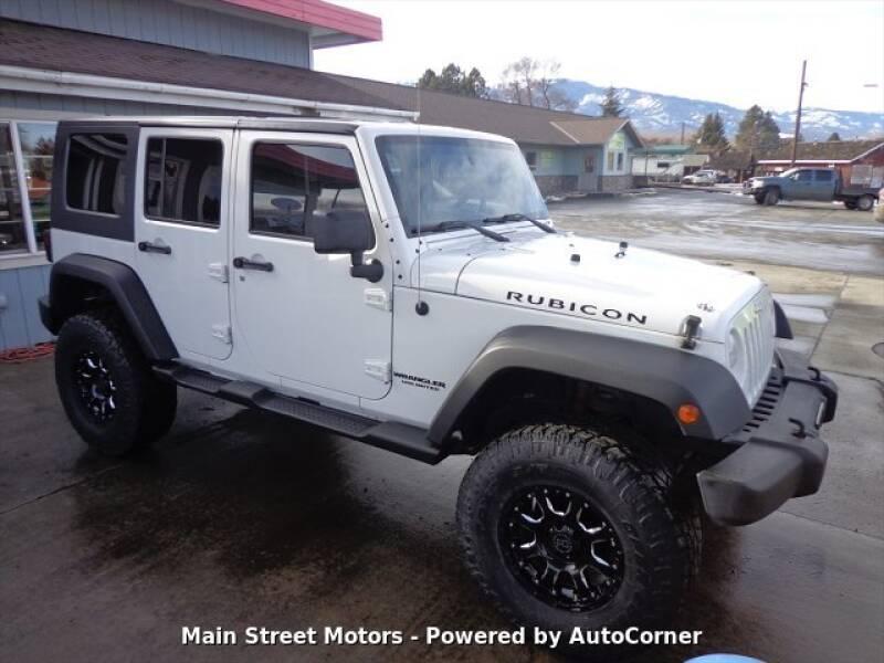2009 Jeep Wrangler Unlimited Rubicon (image 5)