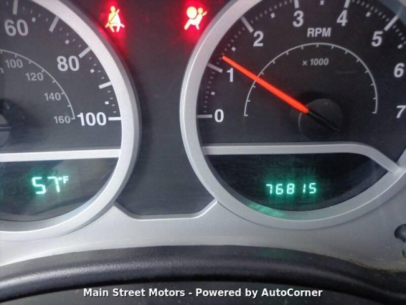 2009 Jeep Wrangler Unlimited Rubicon (image 12)