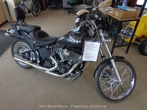 2006 HARLEY DAVIDSON NIGHT TRAIN MOTORCYCLE for sale at MAIN STREET MOTORS in Enterprise OR