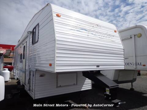 1998 Terry PROWLER 25.5 5TH WHEEL for sale at MAIN STREET MOTORS in Enterprise OR