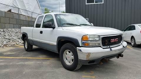 2000 GMC Sierra 1500 for sale in Ashland, MA