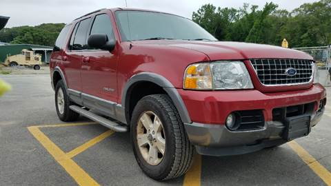 2004 Ford Explorer for sale in Ashland, MA