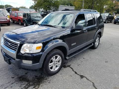 2006 Ford Explorer for sale in Ashland, MA