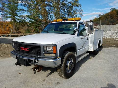 1999 GMC Sierra 3500HD