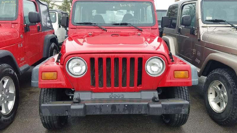 1999 Jeep Wrangler For Sale At MXMotors In Ashland MA