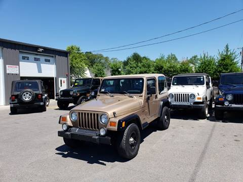 1999 Jeep Wrangler for sale in Ashland, MA