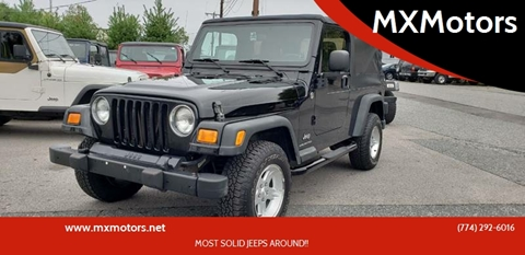 2005 Jeep Wrangler for sale in Ashland, MA