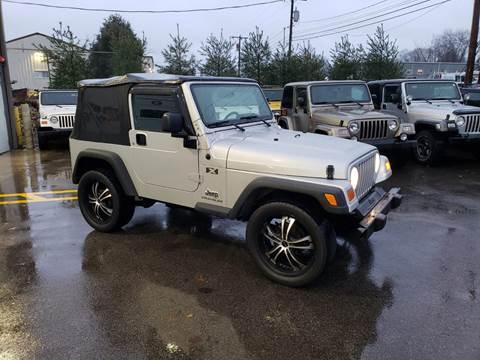 2006 Jeep Wrangler for sale in Ashland, MA