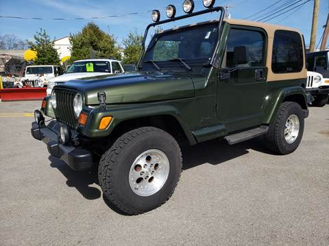 1998 Jeep Wrangler for sale in Ashland, MA