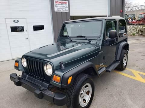 2003 Jeep Wrangler for sale in Ashland, MA