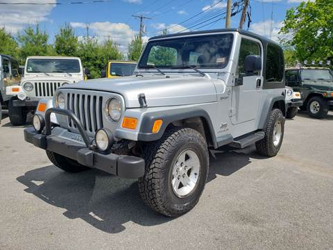 2005 Jeep Wrangler for sale in Ashland, MA