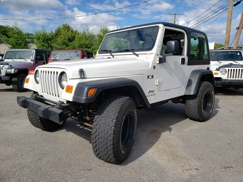 2004 Jeep Wrangler for sale in Ashland, MA