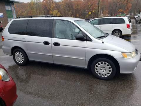 2004 Honda Odyssey for sale in Ashland, MA