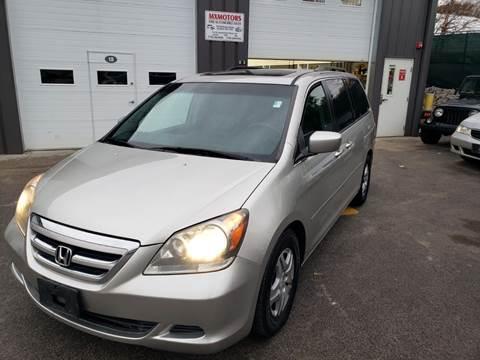 2005 Honda Odyssey for sale in Ashland, MA