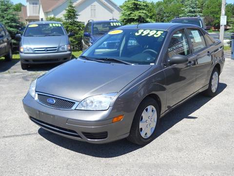 2007 Ford Focus for sale in Hubertus, WI