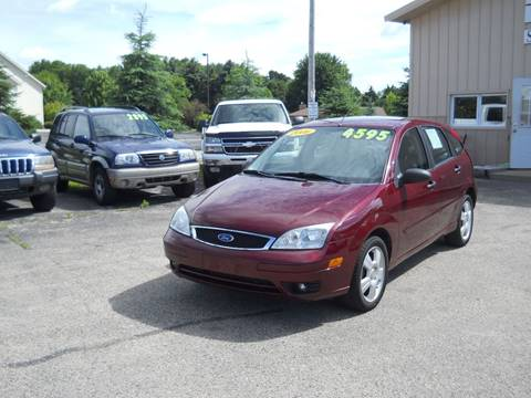 2006 Ford Focus for sale in Hubertus, WI