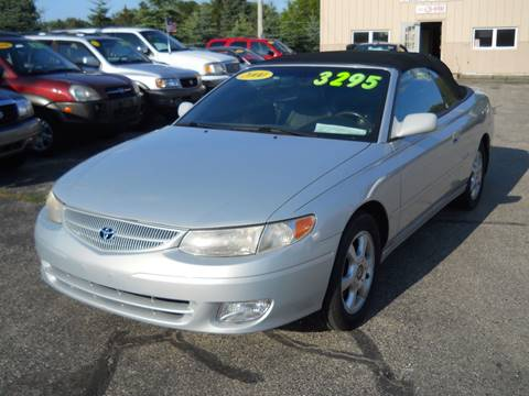 2000 Toyota Camry Solara for sale in Hubertus, WI