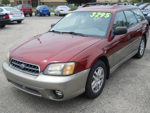 2003 Subaru Outback for sale in Hubertus, WI