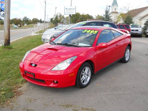 2002 Toyota Celica for sale in Hubertus, WI