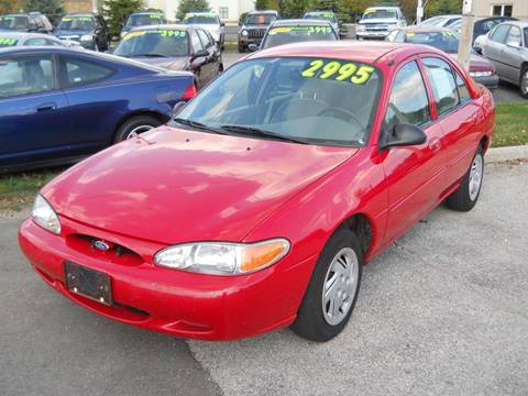 2001 Ford Escort for sale in Hubertus, WI