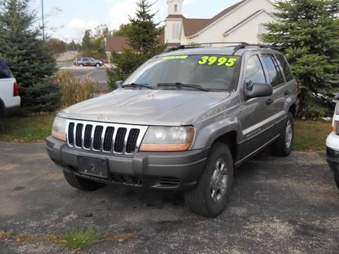2001 Jeep Grand Cherokee for sale in Hubertus, WI