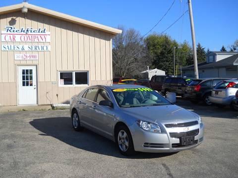 2008 Chevrolet Malibu for sale in Hubertus, WI