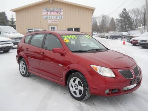 2007 Pontiac Vibe for sale in Hubertus, WI