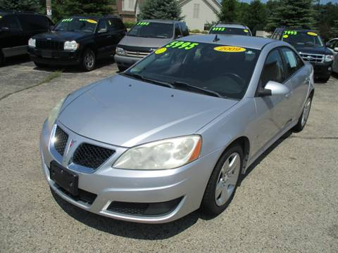 2009 Pontiac G6 for sale in Hubertus, WI