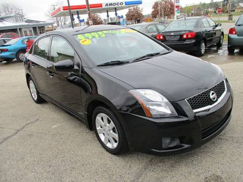 2010 Nissan Sentra for sale in Hubertus, WI