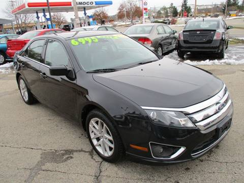 2011 Ford Fusion for sale in Hubertus, WI