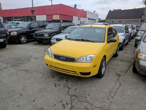 2006 Ford Focus for sale at Southside Cash Cars in Chicago IL