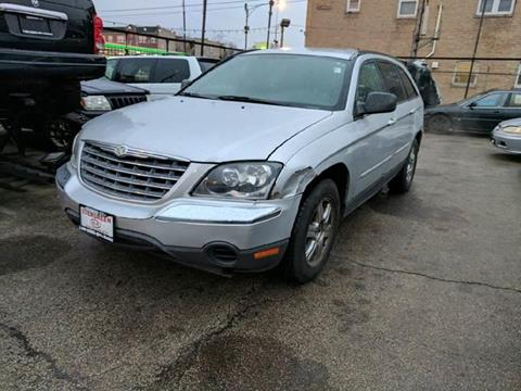 2006 Chrysler Pacifica for sale at Southside Cash Cars in Chicago IL