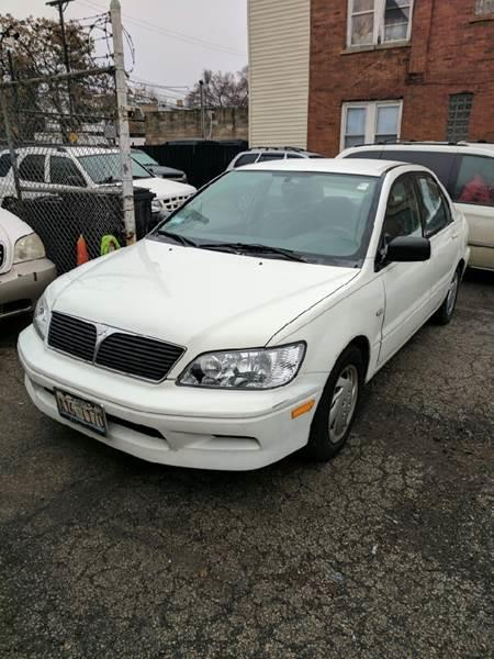 Charming 2002 Mitsubishi Lancer For Sale At Southside Cash Cars In Chicago IL