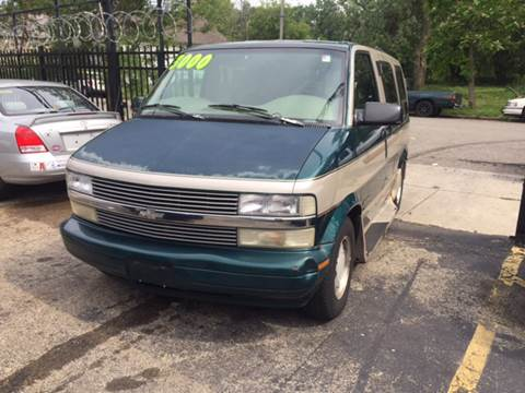 1997 Chevrolet Astro for sale at Southside Cash Cars in Chicago IL